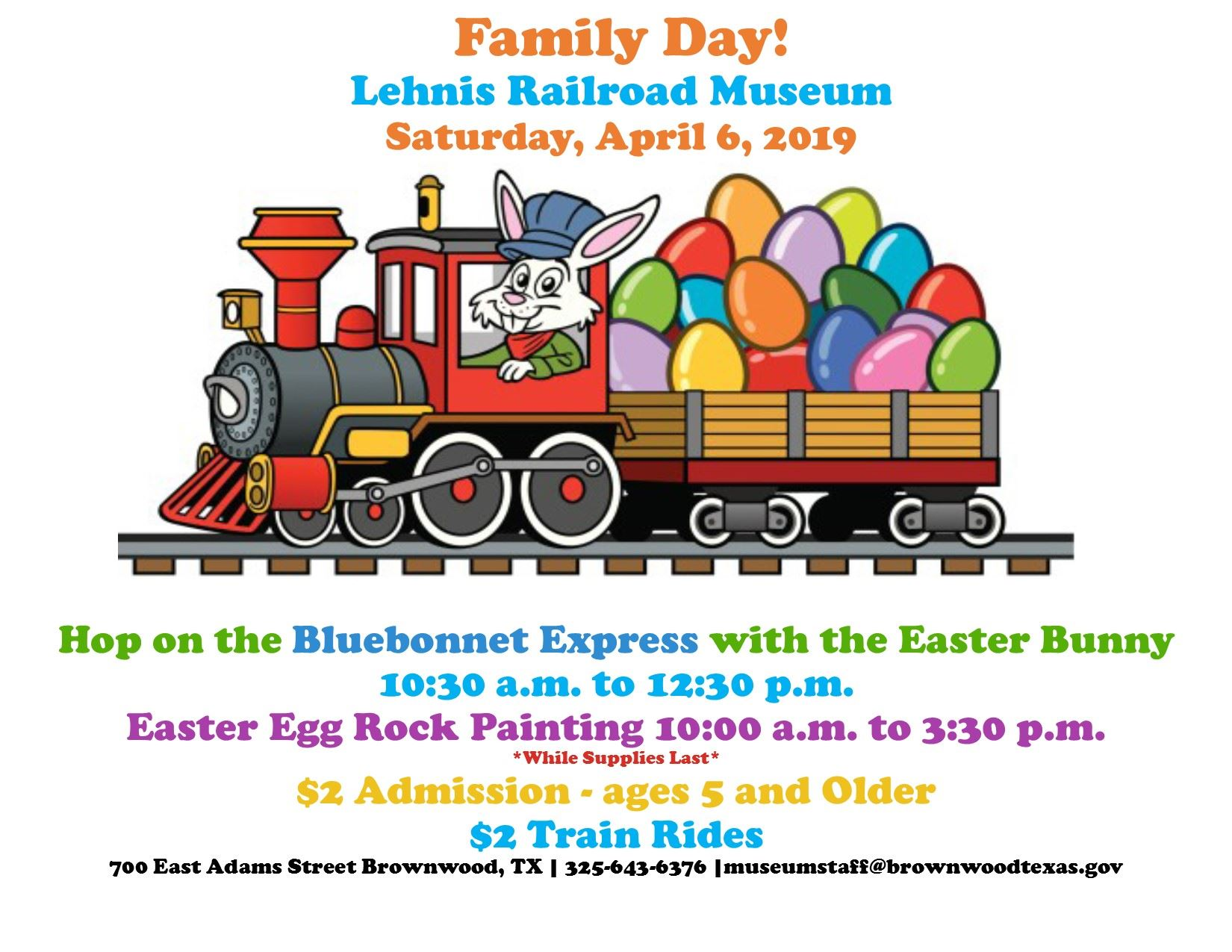 Family Day flyer 4-6-19